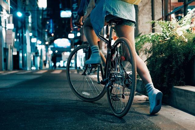自転車で飲酒運転中の酒酔い運転の罰金、罰則について