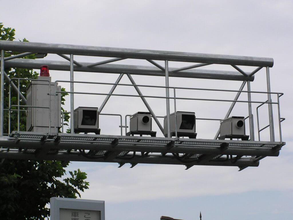 信号無視のカメラは全国に1台。でも、、、