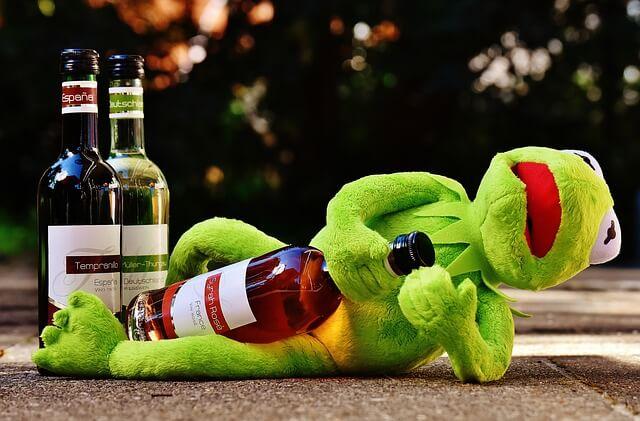 お酒を飲んでも気持ち悪くならない方法