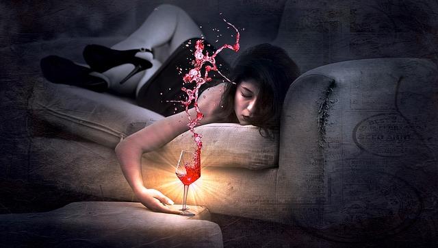アルコールの気持ち悪さや吐く事を事前に防止する方法
