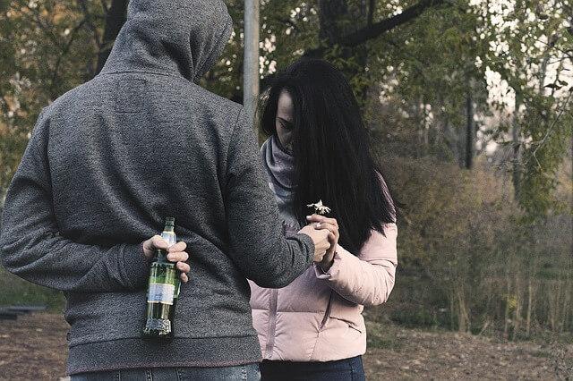 病院で治療を受けるべきアルコール依存症の症状の度合い