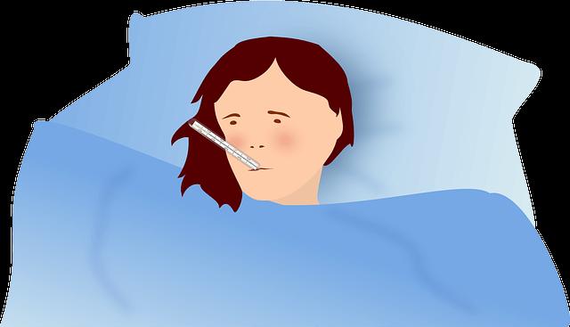 飲酒後の急な発熱が発生する3つの理由と5つの対処法